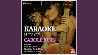 Jazz Man (In the Style of Carol King) (Karaoke Version)