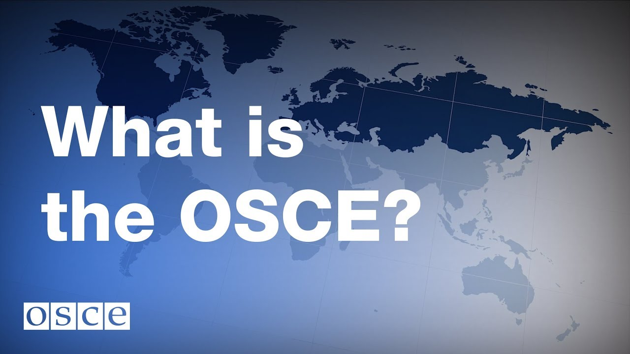 Jobs at OSCE - Organization for Security and Co-operation in Europe