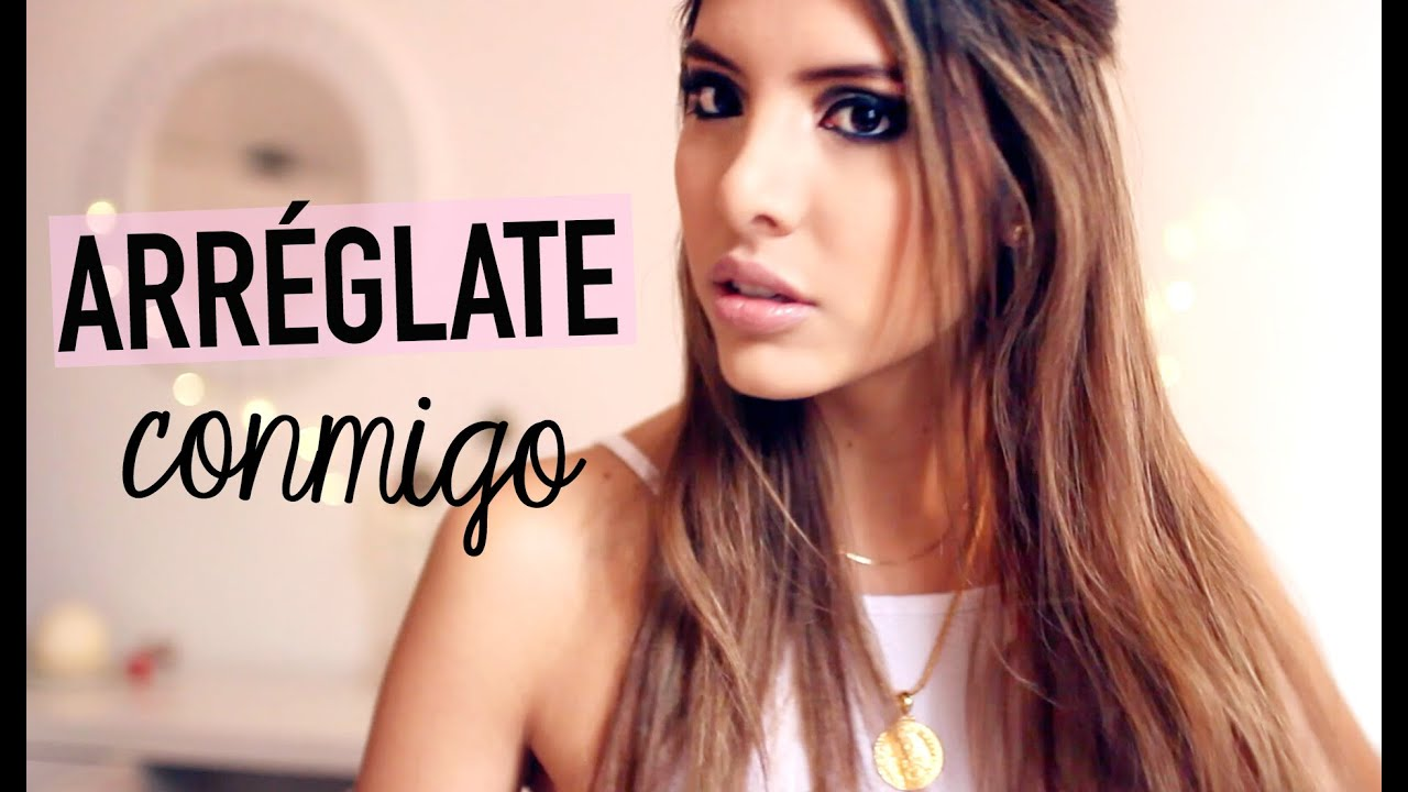 Get Ready With Me (Noche) collab con Ydelays | Valeria Basurco