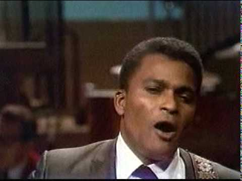 Charley Pride - Love Sick Blues Live from Lawrence Welk Show