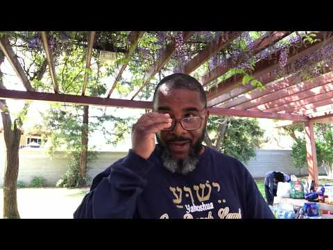 Shalom with YAH! Romans 5  Passover 2018 The ARK Fresno Ca