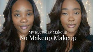 my everyday makeup no makeup makeup tutorial