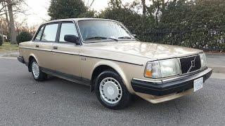 NEW CAR UPDATE-1990 Volvo 240 DL