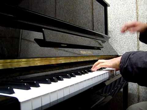 Colombier - Emmanuel solo piano version