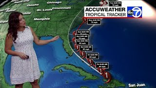 Hurricane Isaias: Latest Track As Storm Moves Toward Florida