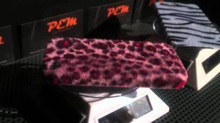 coque étui iPhone 4 léopard et zébré