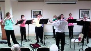 Little Brown Jug - Windham Flute Ensemble