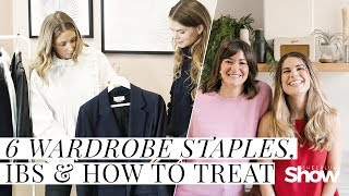 6 Winter Capsule Wardrobe Staples, IBS & How To Treat Symptoms | SheerLuxe Show