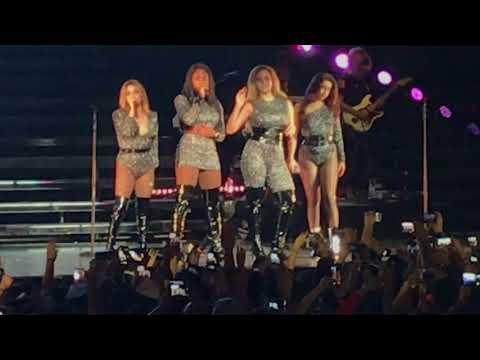 Fifth Harmony- Messy PSA Tour Monterrey Mexico