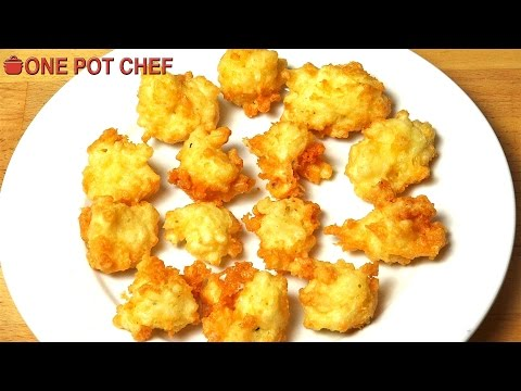 Cheese Puffs | One Pot Chef