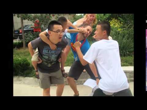 Yantai Orphan Summer Camp Week #3 Video