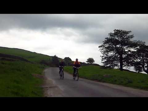 Cycling Into Lofthouse