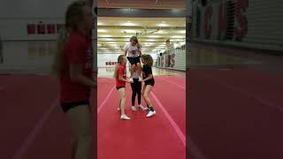 All girl group stunt- Oct. 2018