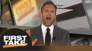 Max Kellerman: Tom Brady is worth significantly less than Aaron Rodgers | First Take | ESPN