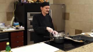 Recipe: Bacon Wrapped Asparagus With Mock Hollandaise Sauce