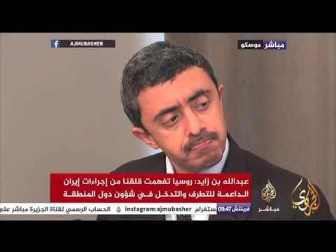 عبد الله بن زايد حزب الله ابو فضل العباس الحشد الشعبي Youtube