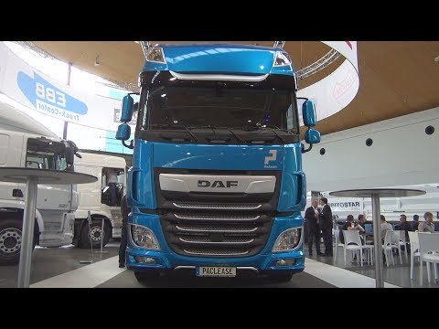 DAF XF 480 SSC LD Tractor Truck (2018) Exterior and Interior