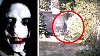5 Real-Life Creepypasta Characters Caught on Camera