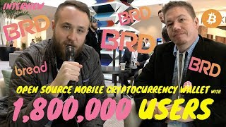 THE MOBILE CRYPTOCURRENCY WALLET WITH 1,800,000 USERS | BRD FOUNDER INTERVIEW