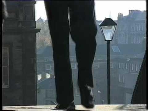 Mark E Smith On Edinburgh - Granada Tonight 21/11/94