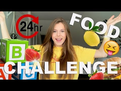 ABC FOOD CHALLENGE from YouTube · Duration:  11 minutes 32 seconds