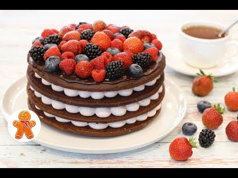 Торт Вупи Пай ✧ Whoopie Pie Cake (English Subtitles)