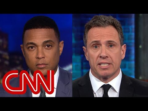 Cuomo and Lemon discuss Barr's controversial ruling