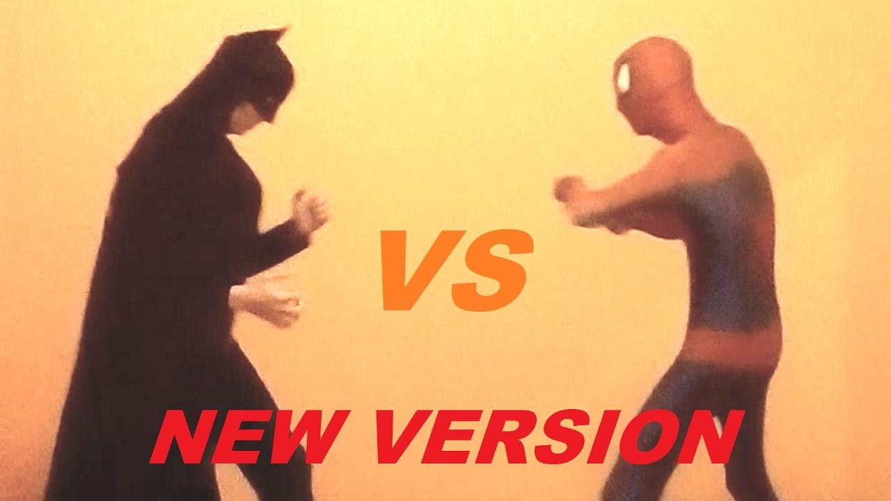 Download Spiderman VS Batman Superheroes in real life A new version