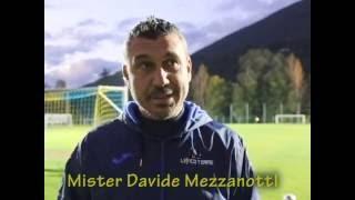 SERIE D - INTERVISTA AL NUOVO MISTER DAVIDE MEZZANOTTI