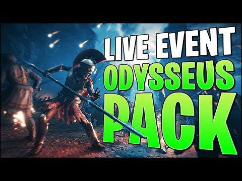 NEUER SÖLDNER-BOSS und LEGENDÄRES Odyssee PACK - Assassin's Creed Odyssey thumbnail