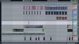 Black Octopus Sound - Cyborg Onslaught by Paradigm Theorem