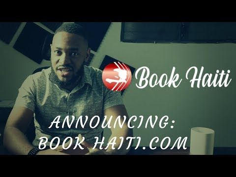 Announcing BookHaiti.com:  Your one stop shop for Haiti Travel