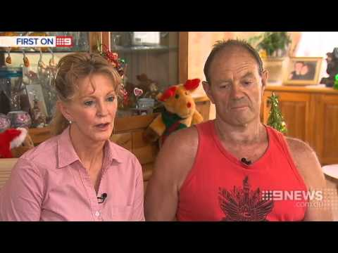 Christmas Grinch | 9 News Perth