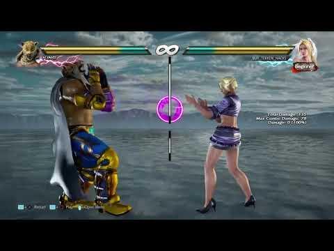 Tekken 7 Mods Macros Ps4 Ewgf Youtube