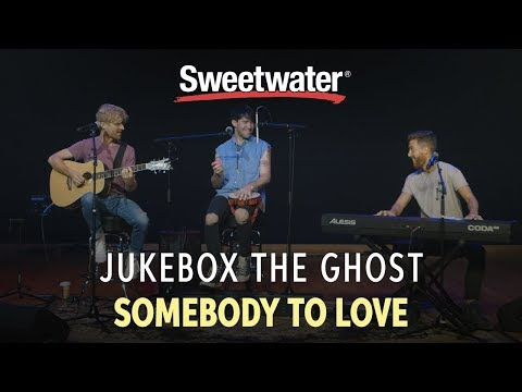 Jukebox the Ghost - Somebody to Love (Queen cover)