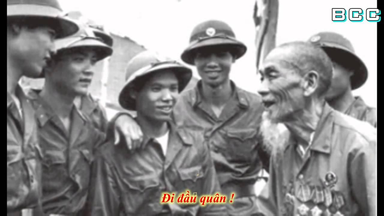 Lá xanh (Có lời) Nhạc cách mạng hay Hoàng Việt