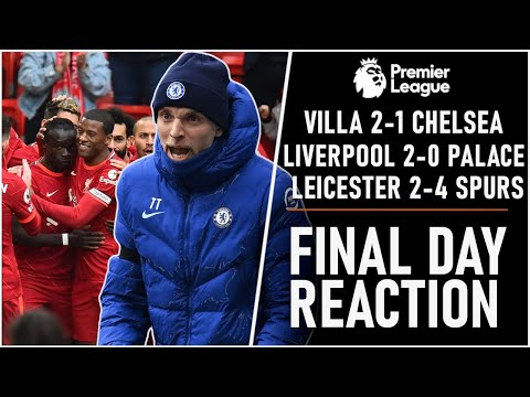 Chelsea & Liverpool MAKE IT | Aston Villa 2-1 Chelsea | Premier League Season Review