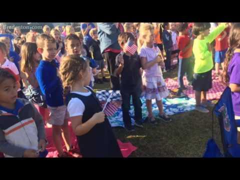 Bradenton Christian School celebrates veterans