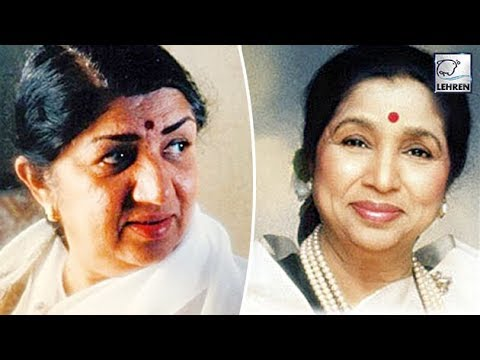 Do You Know Asha Bhosle's FIRST Husband Connection With Lata Mangeshkar ?