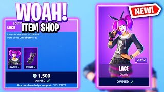 What Are These Crazy Skins!? ... Fortnite Item Shop! Daily & Featured Items! (January 12th 2019)