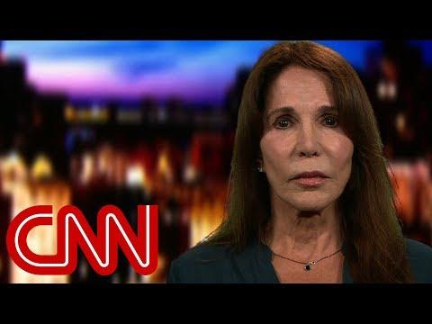 Reagan's daughter: Trump has never shown compassion