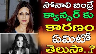 Bollywood Actress Sonali Bendre Diagnosed With 'High-Grade' Cancer|  TFCCLIVE