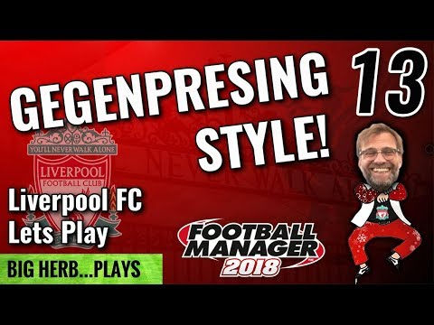 FM18 Liverpool Lets Play Gegenpressing Style! 13 End of Season Review - Football Manager 2018