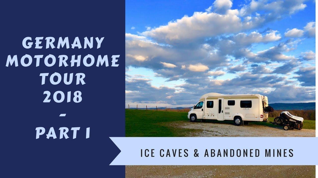 ade6ae4d59 Germany Motorhome Tour - 2018 Road Trip - Part 1 - Wandering Bird ...