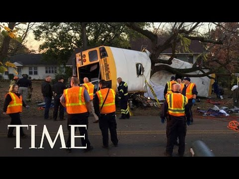 Chattanooga, Tennessee School Bus Crash: What To Know | TIME