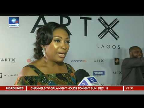 Art X Lagos Fair Displays Art From Across The Continent