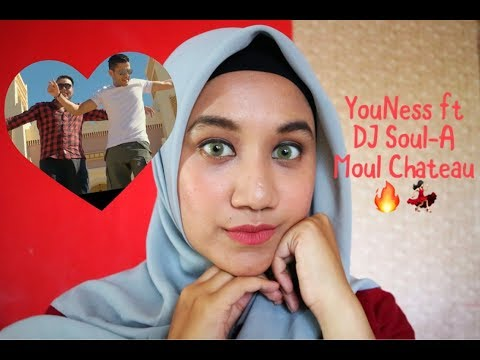 YouNess - Moul Chateau Ft. DJ Soul-A (Video Clip Exclusif) INDONESIA REACTION
