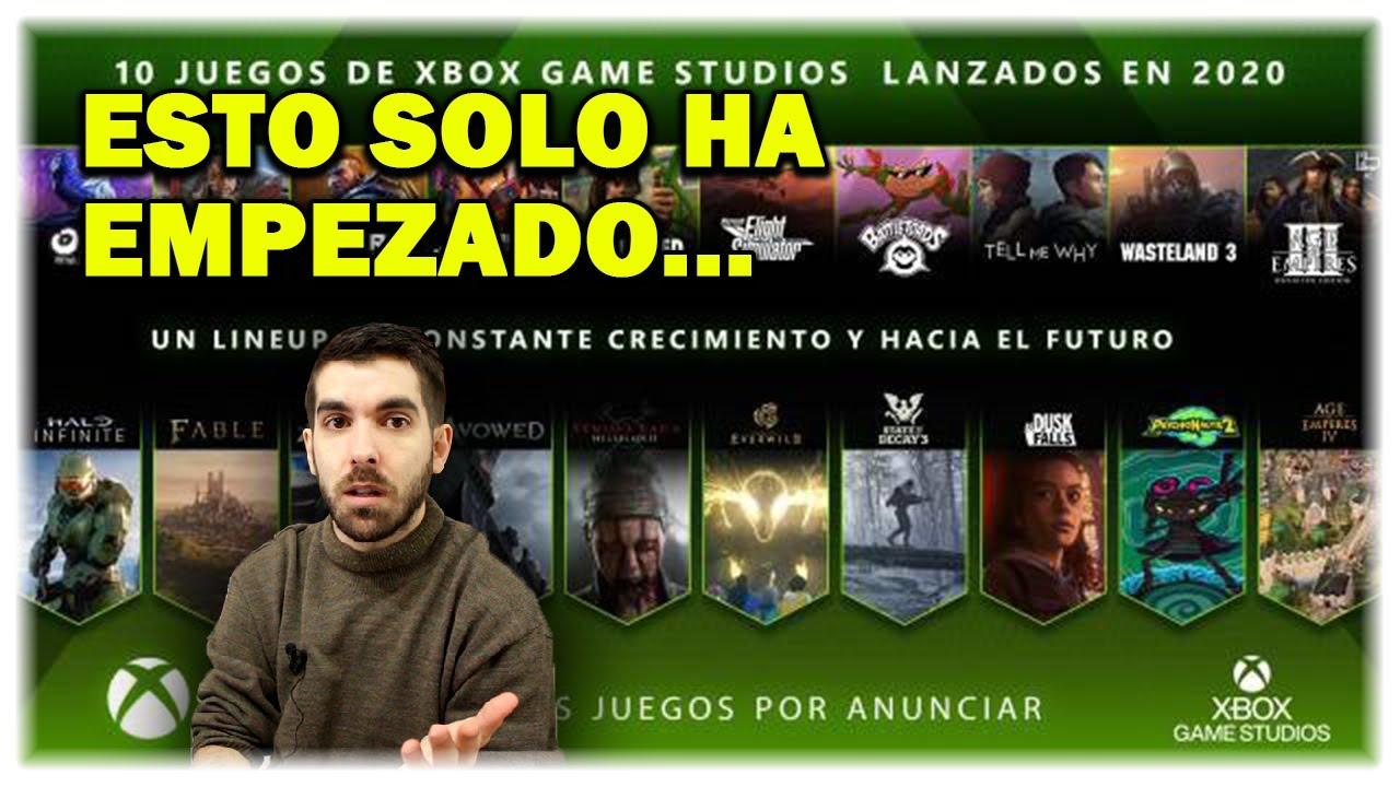 🎮 Xbox muestra buena salud | Los juegos para 2021 | Microsoft - Game Pass - Exclusivos - Series X