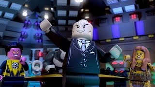"LEGO DC Comics Super Heroes: Justice League: Attack of the Legion of Doom - ""The Wrong Hands"""