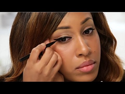 The Liquid Eyeliner Tutorial By Sephora